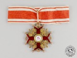 An Imperial Russian Order of St. Stanislaus; 2nd Class by Albert Keibel, St. Petersburg