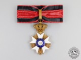 A Tuscan Order of Civil Merit; Knight Commander in Gold
