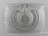 An  SA-Wehrmannschaften Personnel Belt Buckle