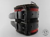 A German Fire Brigade Service Support Belt