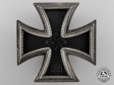An  Iron Cross First Class Named to Hans Sohall