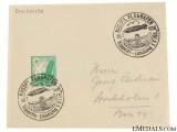 LZ 130 Graf Zeppelin II Envelope 1939