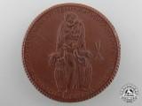 A 1921 Weimar Republic Upper Silesia Plebiscite Medal