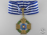 A Rare Portuguese Cross for Military Bravery; Commanders Cross