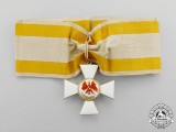 Prussia. A Prussian Order of the Red Eagle Second Class Commander in Gold by Wagner