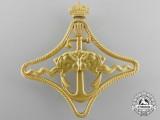 A Mint Italian Cruisers War Navigation Badge; 2nd Degree