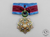 Egypt. An Order of Culture (AKA Order of Education) (Nishan al-Ma'araf), Commander 1st Class in Gold