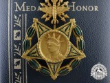An American Air Force Medal of Honor with Case