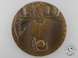 A Polish Academy of Sciences 500th Anniversary of the Birth of Nicholas Copernicus Table Medal