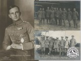 Three First War Bavarian Airmen Picture Postcards