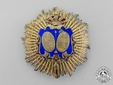 Spain. A Star of Honour for Military Judges, Gold Grade