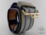 A Bavarian Dress Brocade Belt