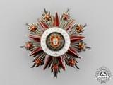 Portugal. An Order of Entrepreneurial Merit for Industrial Merit, Grand Officer's Breast Star, Type II (1910)