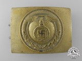 An SA (Sturmabteilungen) Enlisted Man's Belt Buckle by F.W. Assmann & Söhne