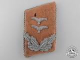 A Luftwaffe Signals Oberleutnant Collar Tab