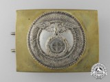 An SA Enlisted Man's Belt Buckle by Otto Fechler, Bernsbach