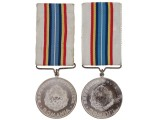 Two Achievement Medals