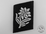 An Allgemeine-SS Officer's Collar Tab for Fuss-Standarte 87