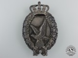 A Rare & Desirable First War Bavarian Air Gunner's Badge by Meybauer