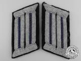 A Set of German Army Medic Collar Tabs