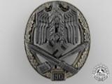 A General Assault Badge; Grade III (50) by Rudolf Karneth