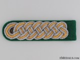 SA Officer's Shoulder Board