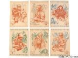 Set of Winterhilfswerk (WHW) Achieving Joy Handouts, 1937-1938