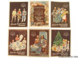 Set Winterhilfswerk (WHW) Handouts, 1938-1939