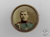 A Franco Prussian War Soldier's Commemorative Pin