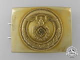 An SA (Sturmabteilungen) Enlisted Man's Belt Buckle