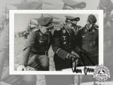 A Post War Signed Photograph of Knight's Cross Recipient; Adolf Galland