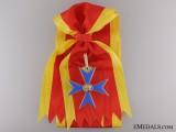 Brunswick (Braunschweig), Order of Henry the Lion; First Class Cross by  HERM.JÜRGENSHOF. JUWELIER