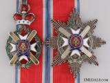 A Serbian Order of Takovo; Grand Officer Set by Anton Furst