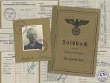 The Soldbuch of Admiral Otto von Puttkamer; A. Hitler's Adjutant