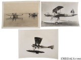 Three German Seaplane Photographs
