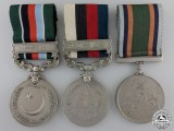 Three Pakistani Medals & Awards