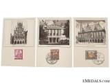 Three Wartime German Postcards