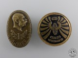 Two First War Austrian Badges