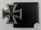 An Iron Cross First Class 1939 by Rudolf Souval