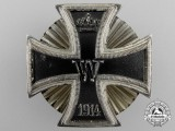 An Iron Cross First Class 1914; Screw Back Version