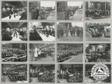 A Grouping of Reichsbahn Photographs during the Visit of Secretary of State Ganzenmüller