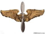 Army Air Corps Cadet Visor Cap Wing