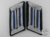 A Set of German Army Medical Collar Tabs