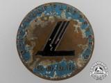 A Scarce Luftwaffe Focke Wulf Factory Employee Badge