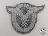 Luftwaffe Pilot's Badge, Cloth Version
