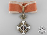 A Serbian Order of Karageorge; Third Class Military Division