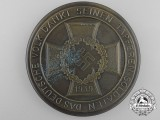 A Large Medal for the Battle of Kiev in September 1941