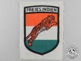 A Legion Freies Indien / Indisches Infanterie Regiment 950 Cloth Insignia