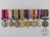 A Fine Distinguished Conduct Medal Miniature Medal Grouping