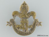 WWI 41st Infantry Battalion Cap Badge CEF